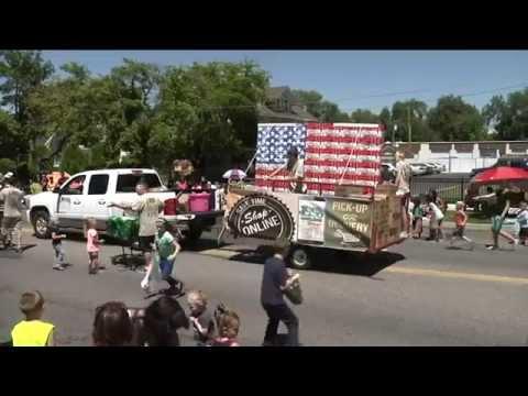 Logan Utah Pioneer Day – parade 2015