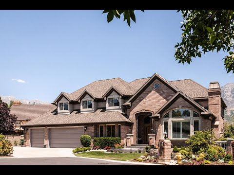 Privacy, Views, and Exquisite Detail in the Provo Riverbottoms