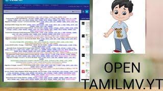 Open tamilmv.yt
