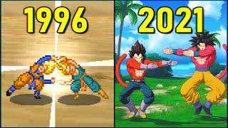 Evolution of Fusion (1996-2021) フュージョン