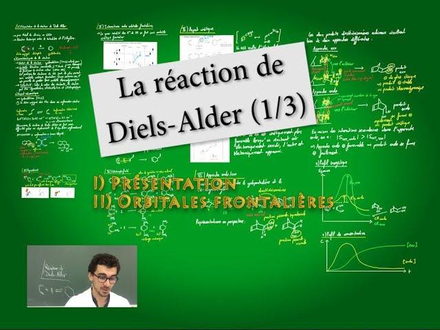 Réaction de Diels-Alder (1/3)