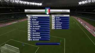 FIFA 13: Messico-Italia (Confederations Cup 2013-1°Giornata-Girone A)