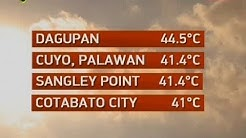 QRT: Weather update as of 5:58 p.m. (April 4, 2019)