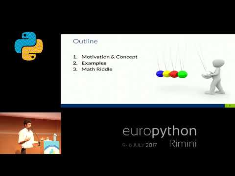 Florian Wilhelm - Declarative Thinking and Programming