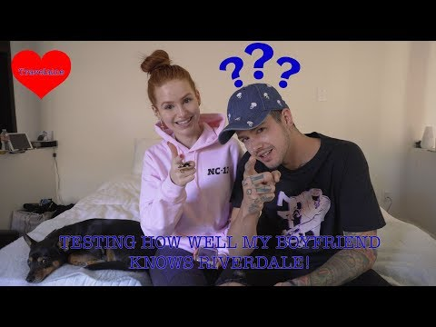 How well does my boyfriend know RIVERDALE? | Madelaine Petsc