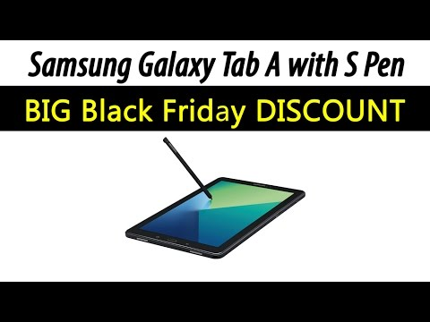 Samsung Galaxy Tab With Pen