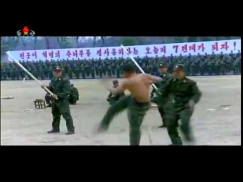 KCTV - การฝึกของทหารเกาหลีเหนือที่โหดที่สุด