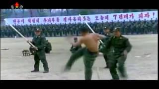 Repeat youtube video KCTV - การฝึกของทหารเกาหลีเหนือที่โหดที่สุด