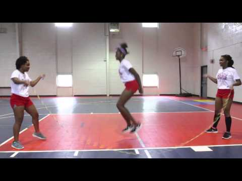 Jump Rope for Health with Girls, Inc
