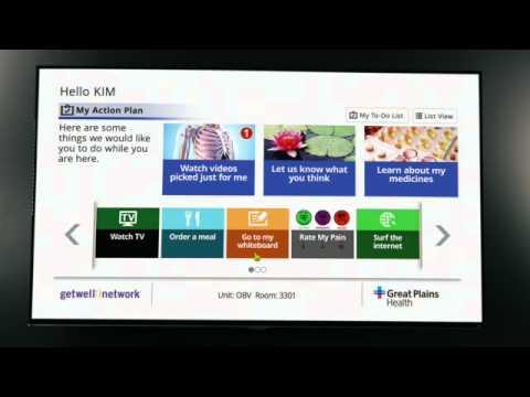 GetWellNetwork app021 - YouTube