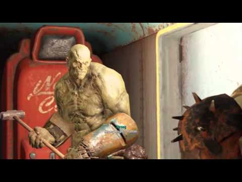 Fallout 4 Helping Out General Zao