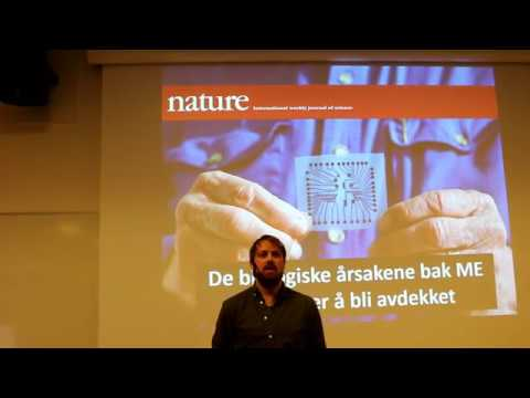 Jørgen Jelstad - foredrag i Norges ME-forening, Buskerud fylkeslag, februar 2018