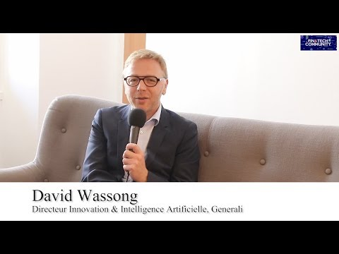 David Wassong, Directeur Innovation & Intelligence