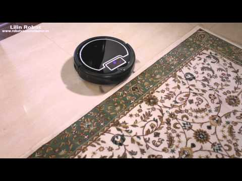 Lilin Multi-functional Robot Vacuum Cleaner with Water Tank (Wet and Dry Mopping) X900(B2005) PLUS