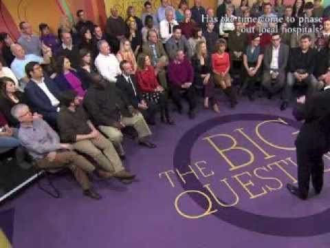 2.3.14 BBC One Big Questions with Julia Manning