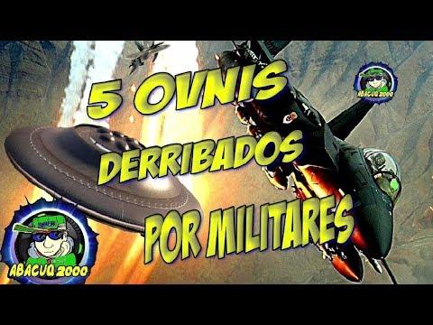 OVNIS CAPTADOS EN CÁMARA Y DERRIBADOS POR MILITARES - Abacuq2000 UFOS