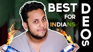 Best Deodorants for Indian Men | Smell your Best! Pick Right Deos