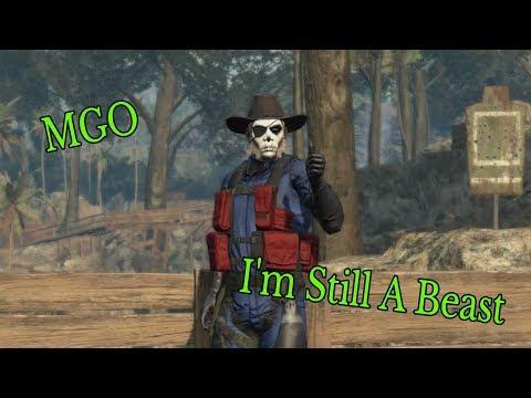MGO - I'm Still A Beast!!!