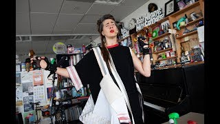 Music Gloves Create Incredible Music. NPR Music Tiny Desk Concert