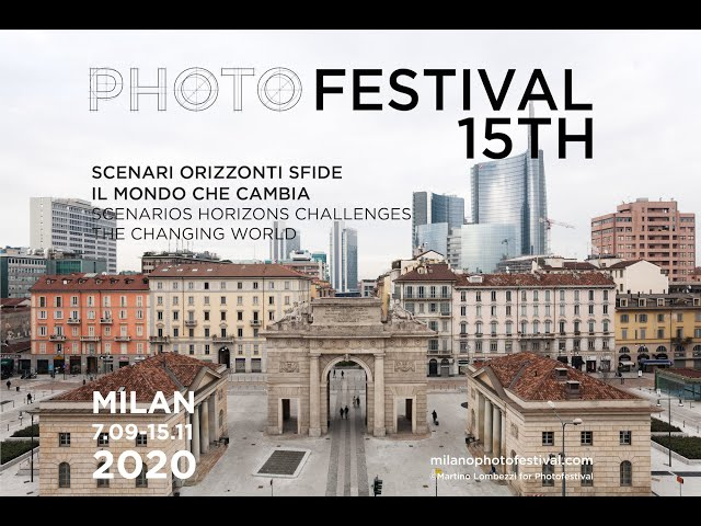 PHOTOFESTIVAL 15TH | Conferenza stampa di inaugurazione