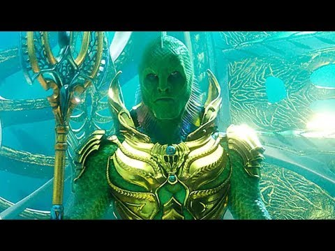 Easter Eggs You Missed In Aquaman