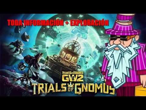 Plantas VS Zombis: Garden Warfare 2 -Información NEW DLC Trials of Gnomus exploración- En Español