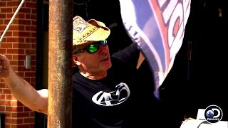 Farmtruck and AZN Show You How Not to Raise a Flag | Street Outlaws