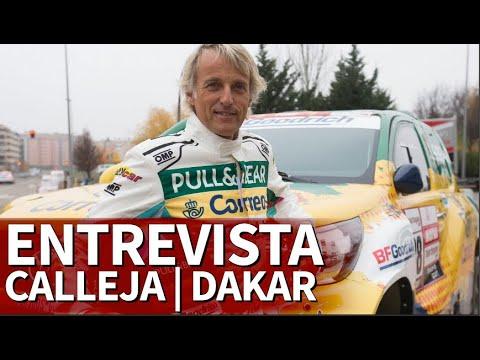 Jesús Calleja, entrevista por el Dakar 2019 |Diario As