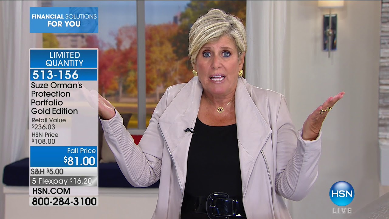 Hsn suze orman financial solutions for you 09252017 04 pm hsn suze orman financial solutions for you 09252017 04 pm solutioingenieria Images