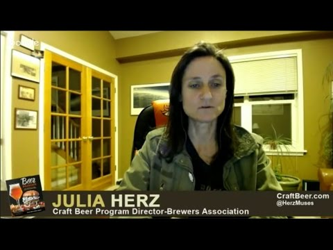 Julia Herz - Program Director-Brewers Association | Pints and Quarts (Ep. 077)