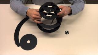 How To Build A Tefor® Table  Lamp By Abet Nv.wmv