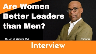"are woman better leaders than men Women also scored considerably higher than men in this study on ""displaying integrity and honesty, inspiring and motivating others, and building relationships"" this study should put to rest any notion that men are better leaders than women in fact, women are better leaders than men."