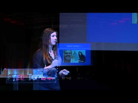 Becoming a citizen of the world: Kate SNOW at TEDxTirana