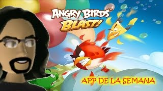 Juega Angry Birds Blast!   App Gratis de la Semana con Johcell