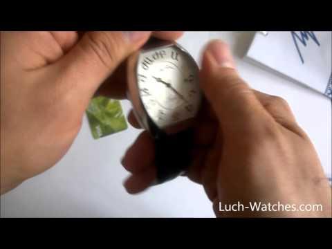 Обзор лимитированных часов Луч армянской серии А007