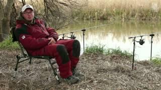Ловля сазана поздней осенью