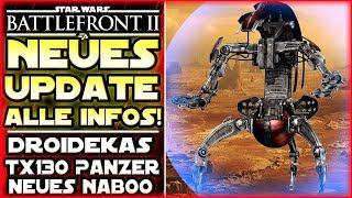 Droideka Update! Alle Infos zum Update morgen! - Star Wars Battlefront 2