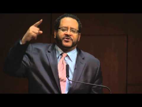 Dr Boyce Watkins and Michael Eric Dyson debate hip-hop at Brown University