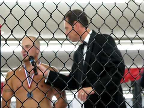Jason Axmaker's Debut Fight 8/22/09