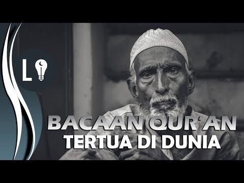 REKAMAN Bacaan Qur'an TERTUA DI DUNIA Tahun 1885