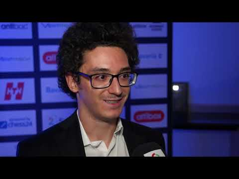 "Fabiano Caruana: ""I've played so many games against Magnus..."" 