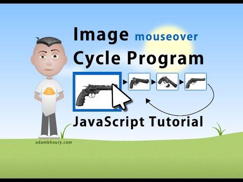 Image Cycle JavaScript HTML CSS Web Programming Tutorial