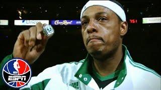 A tribute to Paul Pierce, 'a true Celtic' | NBA Countdown | ESPN