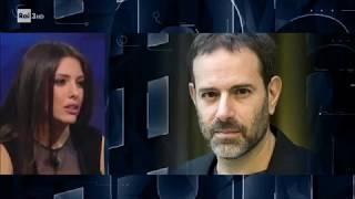 Clarissa Marchese racconta del provino con Fausto Brizzi - #cartabianca 14/11/2017
