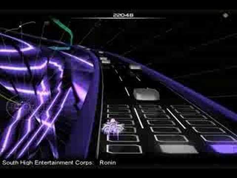 47 Ronin Audiosurf