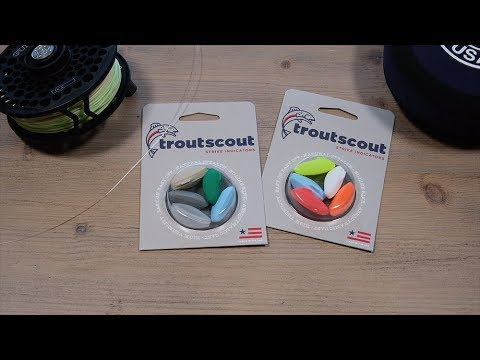 Troutscout Fly Fishing Strike Indicators