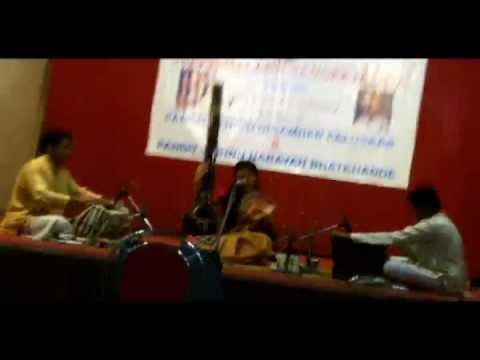 Nirali Kartik - Raga Madhuvanti - Bandish
