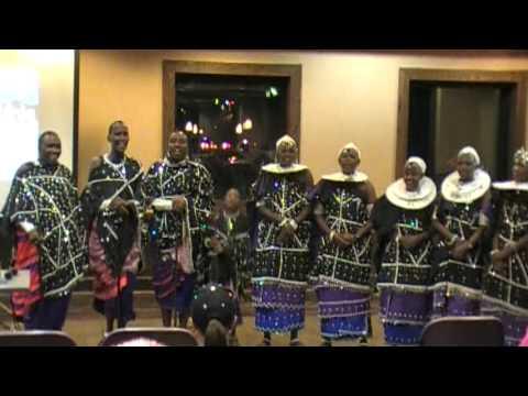 En-Kata performs at PUC during Echo