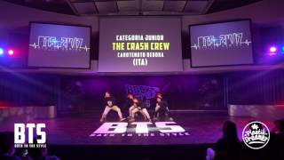 BTS 2K17 - CHOREOGRAPHIC 2°Place (Junior A) \\ The Crash Crew (Italy)