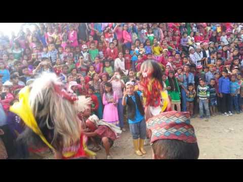 Bhojpur champe ko lakhe jatra 2073